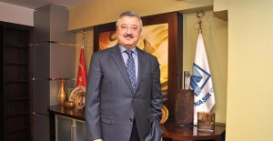 Necip Nasır 'İzmir'de yapı satoku yenilenmeli ve güçlenmeli'!