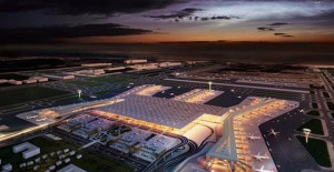 3. Havalimanı'nın açılışı için 200 farklı senaryo üzerinde çalışılıyor!