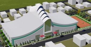 Adana Yüreğir Atakent'te spor tesisi inşa ediliyor!