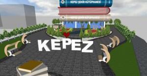 Antalya Kepez'in ilk kütüphanesi için çalışmalar başladı!