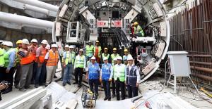 Ataköy - İkitelli Metrosu 2019'un ilk yarısında açılacak!