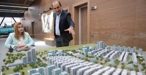 Başkan Edebali, 'Kentsel Dönüşüm ve vizyon projeleri Yıldırım'a değer katacak'!