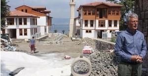 Başkan Ellibaş, Gölcük Yalı Evleri inşaatını yerinde inceledi!