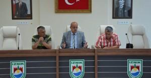 Başkan Sargın İznik'in projelerini anlattı!