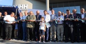 Bursa'da Marmara Afet Yönetim Merkezi açıldı!