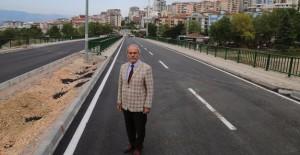 Bursa Kaplıkaya Köprüsü trafiğe açıldı!