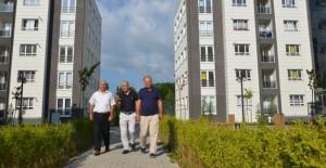 Cavit Öztürk, Erenler'in kentsel dönüşüm projelerini anlattı!