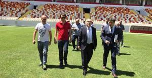TOKİ Malatya Stadyumu açıldı!
