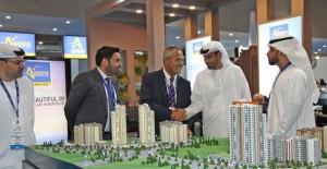 Artaş İnşaat, 11 projesini Dubai Cityscape'de yabancılarla buluşturdu!