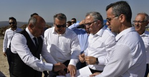 "Başkan Turan ""Akgedik Yunuskent projesini inceledi""!"