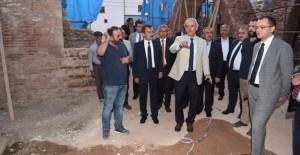 Bursa Yenişehir'de Sinan Paşa Külliyesi restore ediliyor!
