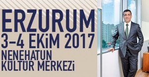 GYODER Gelişen Kentler Zirvesi'nin 8'incisi Erzurum'da yapacak!