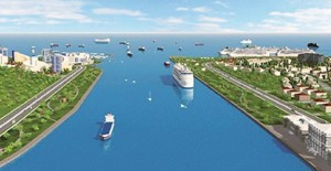 Kanal İstanbul'da güzergâhı belirleyecek çalışma için sözleşme imzalandı!