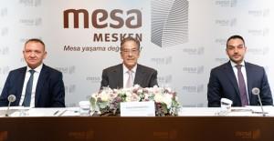 Mesa'dan Ankara, İstanbul ve Bodrum'a yeni projeler geliyor!