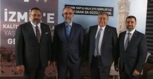 Teknik Yapı ve Halk GYO güçlerini İzmir Alsancak projesi için birleştirdi!