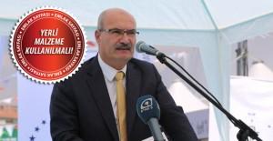 """""""Türkiye inşaatlarda kullanılan tüm malzemeleri üretebiliyor""""!"""