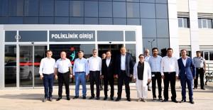 Tuzla Devlet Hastanesi'nin yeni binası hizmete açıldı!
