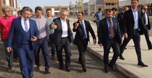 """""""Uşak Kentsel Dönüşüm Projesi Türkiye'nin örnek projesi""""!"""