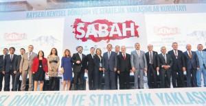 4. Kentsel Dönüşüm ve Stratejik Yaklaşımlar KurultayıKayseri'de yapıldı!