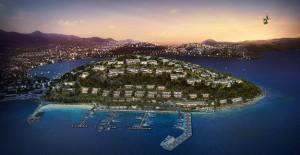 Aksoy Holding, Epique Island projesi için yarımadayı satın aldı!