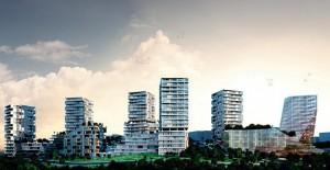 Nidapark Yenisahra / İstanbul Anadolu / Ataşehir