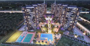Tekbaş City projesi satılık!