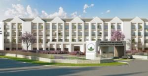 Bursa Osmangazi'de Kaliteli Yaşam Merkezi'nin çalışmaları hızla sürüyor!