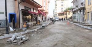 Bursa Osmangazi'de Muradiye'nin yolları yenileniyor!