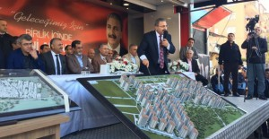 Hatay Emek ve Aksaray kentsel dönüşüm projesi için toplantı düzenlendi!