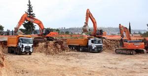 Kepez-Santral kentsel dönüşüm projesi'nde alt yapı tamamlandı!