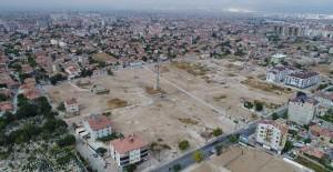 Meram Uluırmak kentsel dönüşüm projesinde yıkımlar tamamlandı!