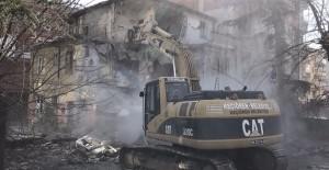 Ankara Keçiören'de 491 gecekondu yıkıldı!