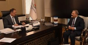 Bakan Özhaseki Antakya kentsel dönüşüm projelerini değerlendirdi!