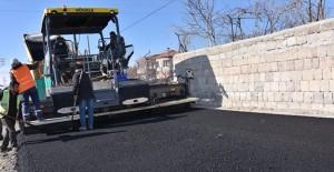 Kayseri Kocasinan'da Barsama ve Gömeç mahallesinin yolları yenileniyor!