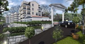 Mudanya'ya yeni proje; Çamlıtepe Konakları Mudanya