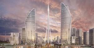 Dubai Creek Harbour Tower, Burj Khalifa'yı tahtından edecek!