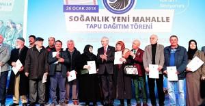 İstanbul Kartal'da 3. Etap Tapu Dağıtım Töreni gerçekleştirildi!