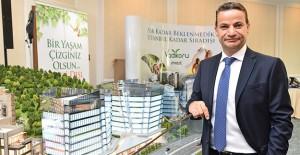 'İnvest İnşaat'ın hedefi İstanbul'da Göktürk'e kadar projeler üretmek'!