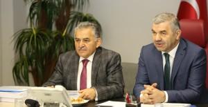 Melikgazi Belediye Başkanı Memduh Büyükkılıç 2018 yılı yatırımlarını anlattı!
