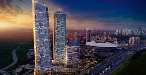 Skyland İstanbul'da ofis taksitleri 8 bin 500 TL'den başlıyor!
