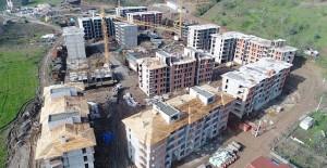 Gölcük Denizevler kentsel dönüşüm projesinin 2019'un başında tamamlanması bekleniyor!