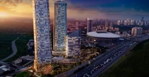Skyland İstanbul projesinin yüzde 83'ü satıldı!