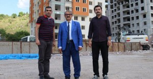 Hacılar kentsel dönüşüm projesi 1. etap çalışmalarında sona yaklaşıldı!