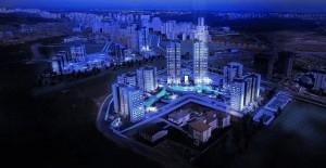 Avrupa Konutları Başakşehir 60 ay 0,98 faiz oranı kampanyası!