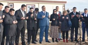 Tarsus Belediyesi Toplu Konut Projesi'nin temeli atıldı!