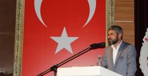 Antalya İnşaat Müteahhitler Derneği'nin yeni başkanı Atılgan Sert oldu!