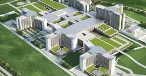 30 bin yataklı şehir hastaneleri 2017 sonunda açılacak!