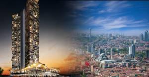 Ankara'da binalar yükseliyor!