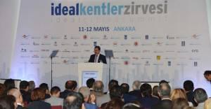 Ankara'da İdeal Kentler Zirvesi başladı!