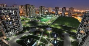 Ankara'da yeni bir kent oluştu